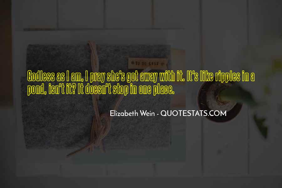Best Godless Quotes #103653