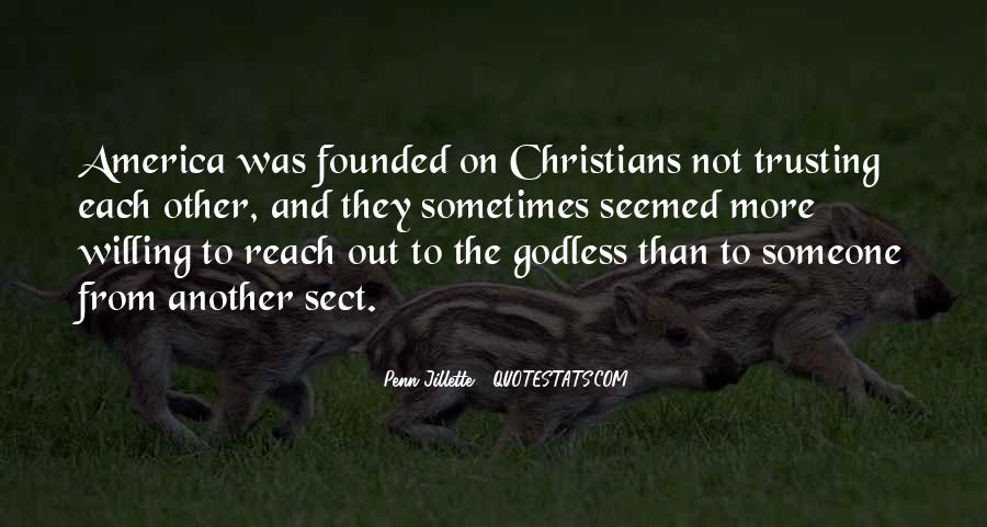 Best Godless Quotes #149864