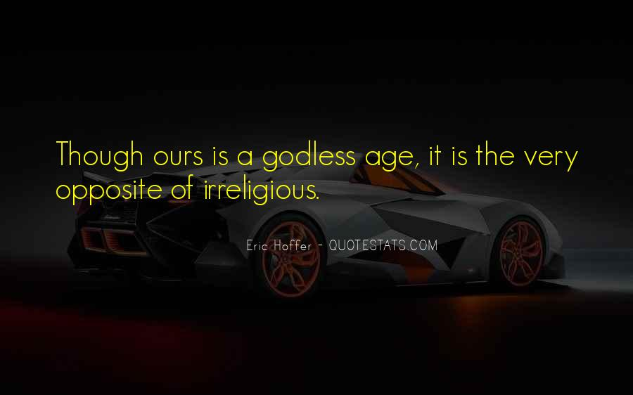 Best Godless Quotes #208853