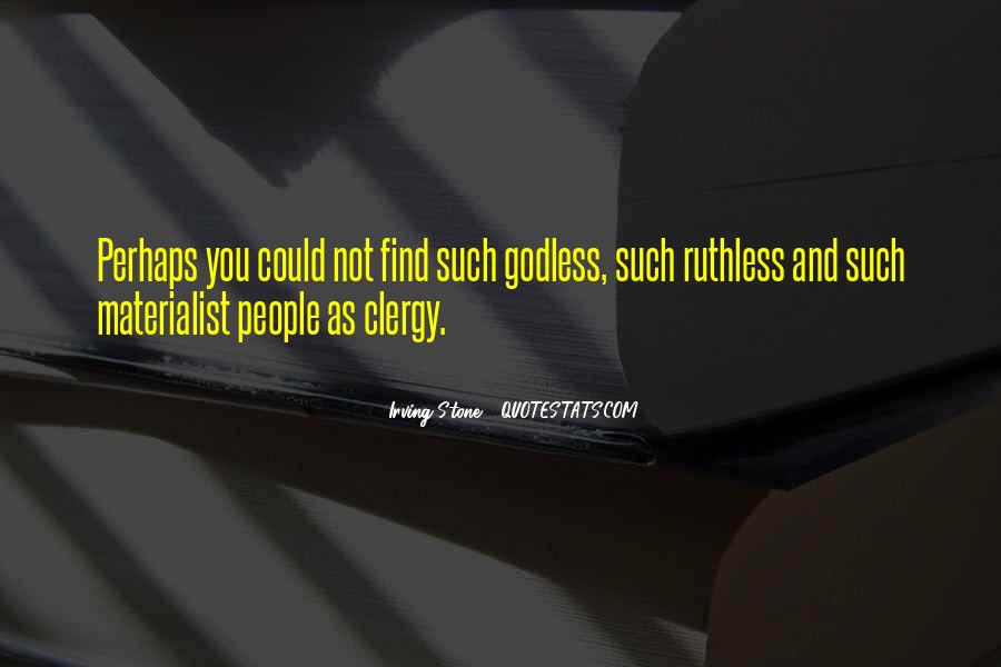 Best Godless Quotes #210723