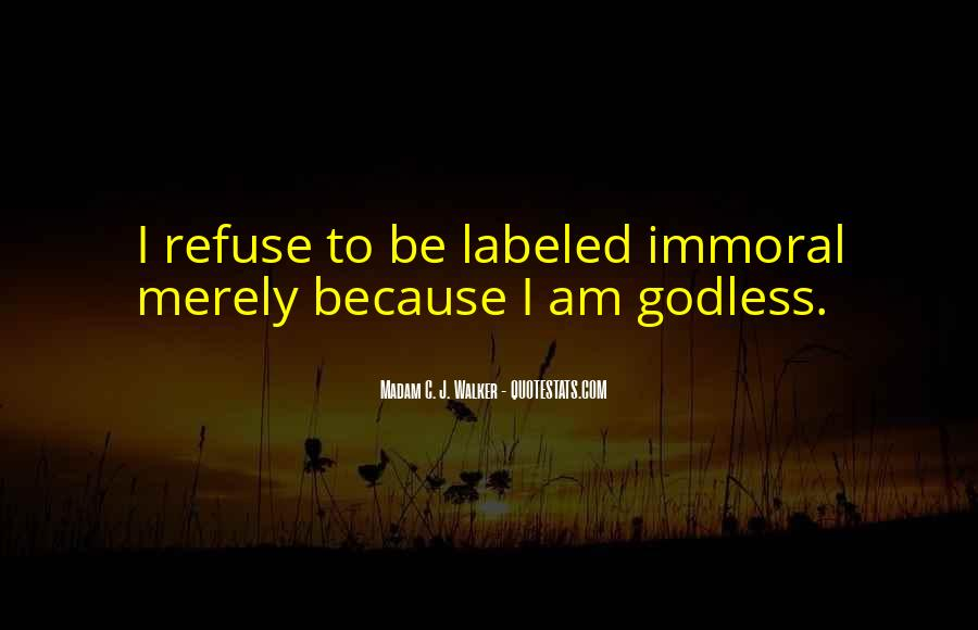 Best Godless Quotes #284973