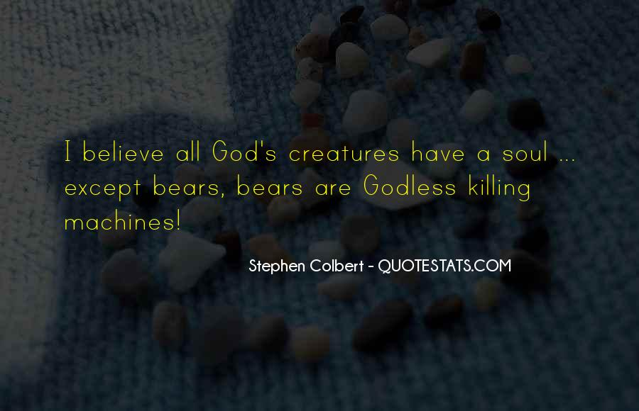 Best Godless Quotes #388045