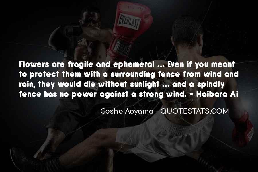 Best Gosho Quotes #10807