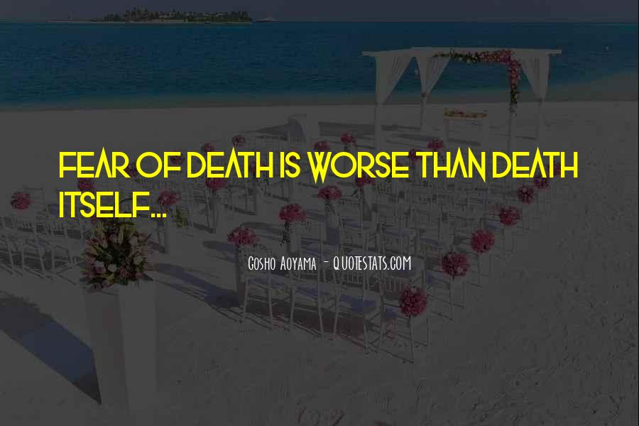 Best Gosho Quotes #1378502