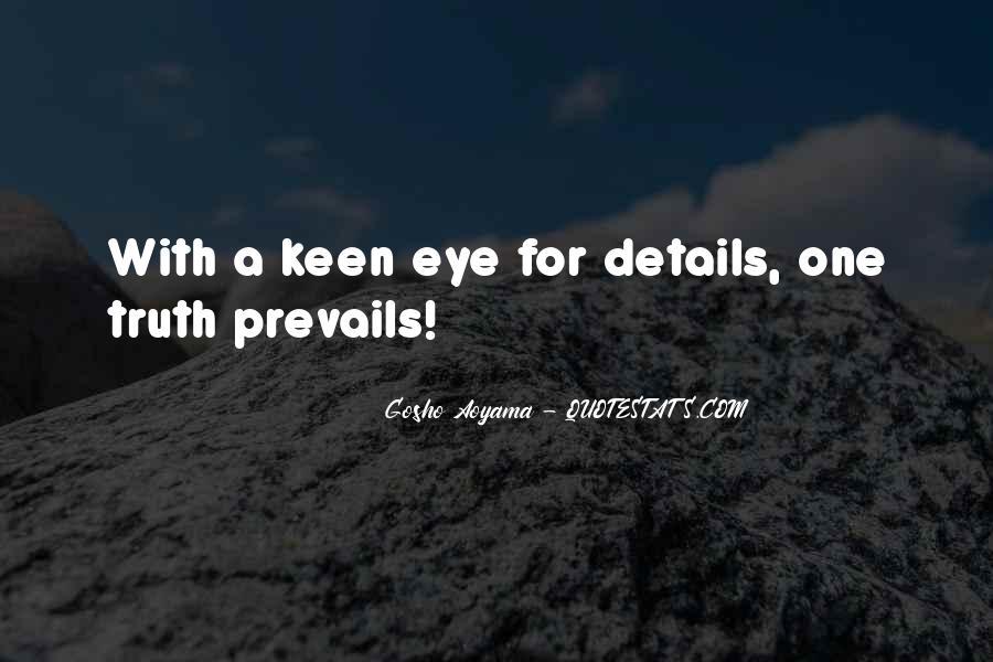 Best Gosho Quotes #1675615