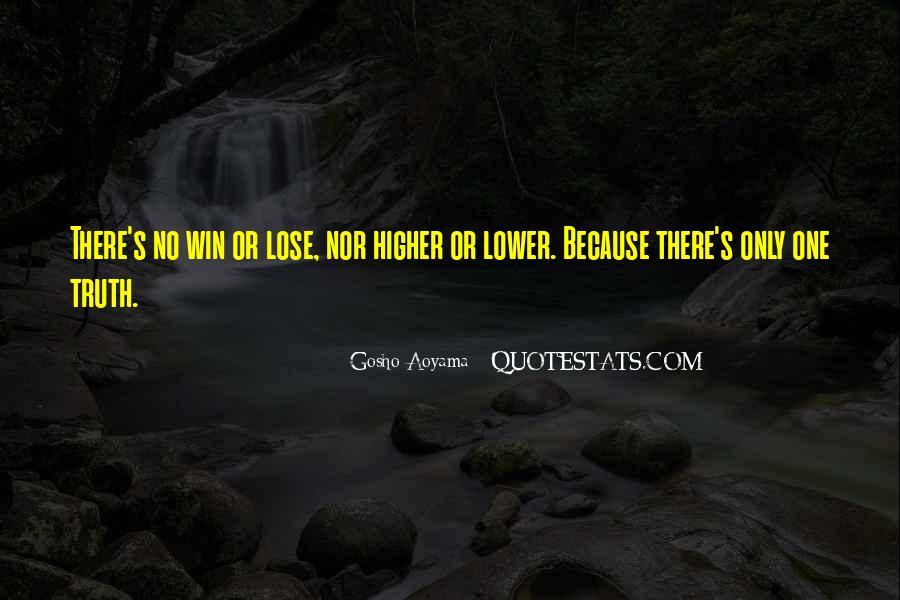 Best Gosho Quotes #1760494