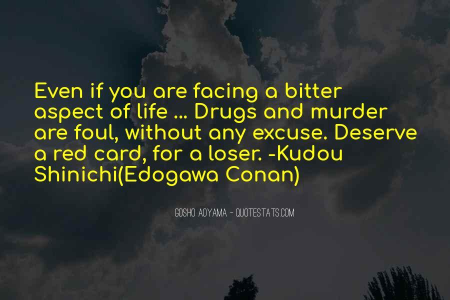 Best Gosho Quotes #520012