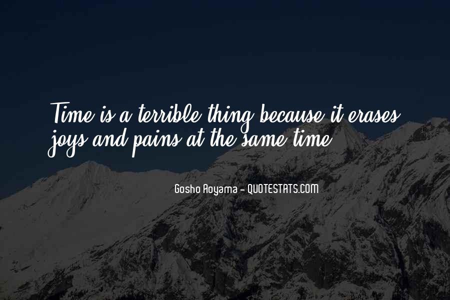 Best Gosho Quotes #773901