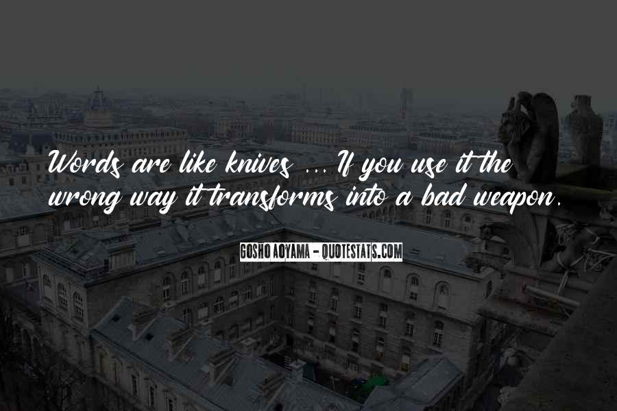Best Gosho Quotes #93599