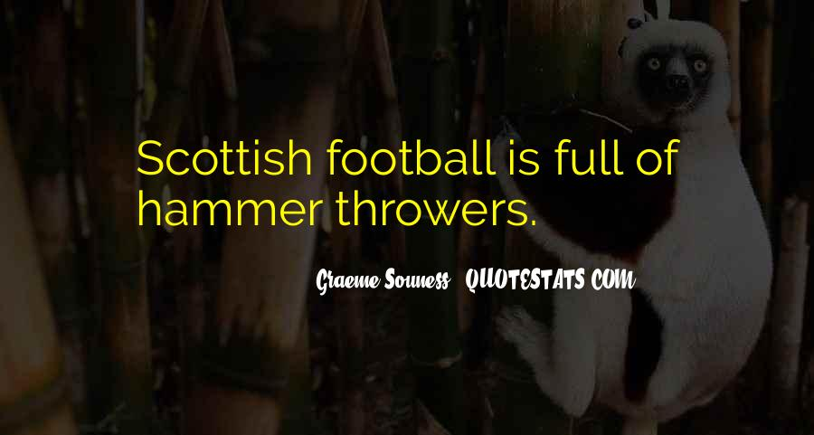 Best Graeme Souness Quotes #1573557