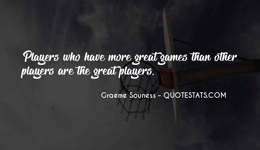 Best Graeme Souness Quotes #198292