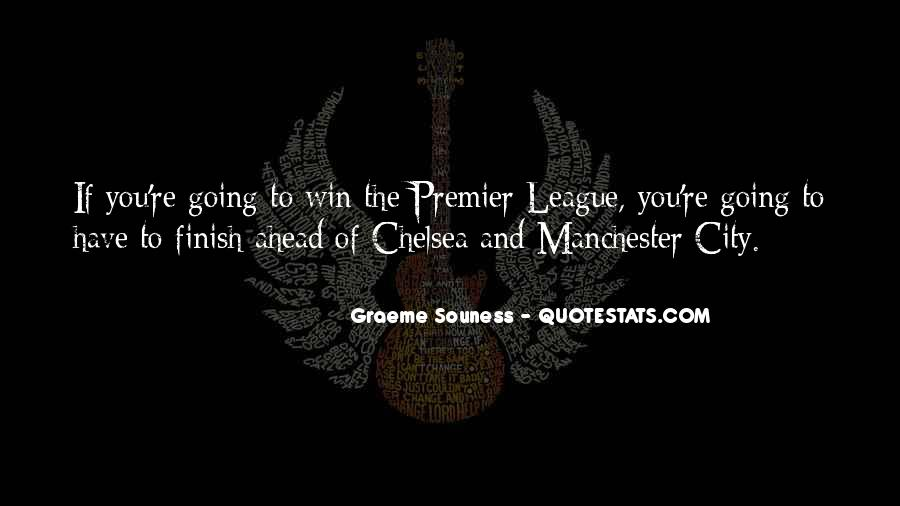 Best Graeme Souness Quotes #255790