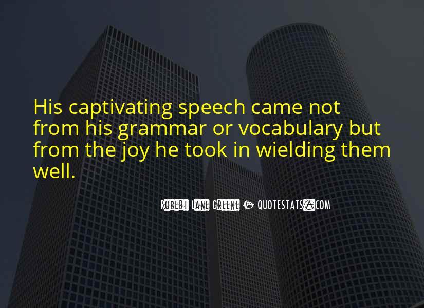Best Grammar Quotes #106621
