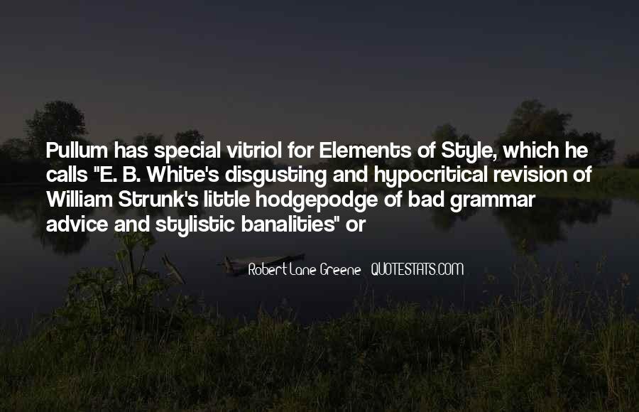 Best Grammar Quotes #114576