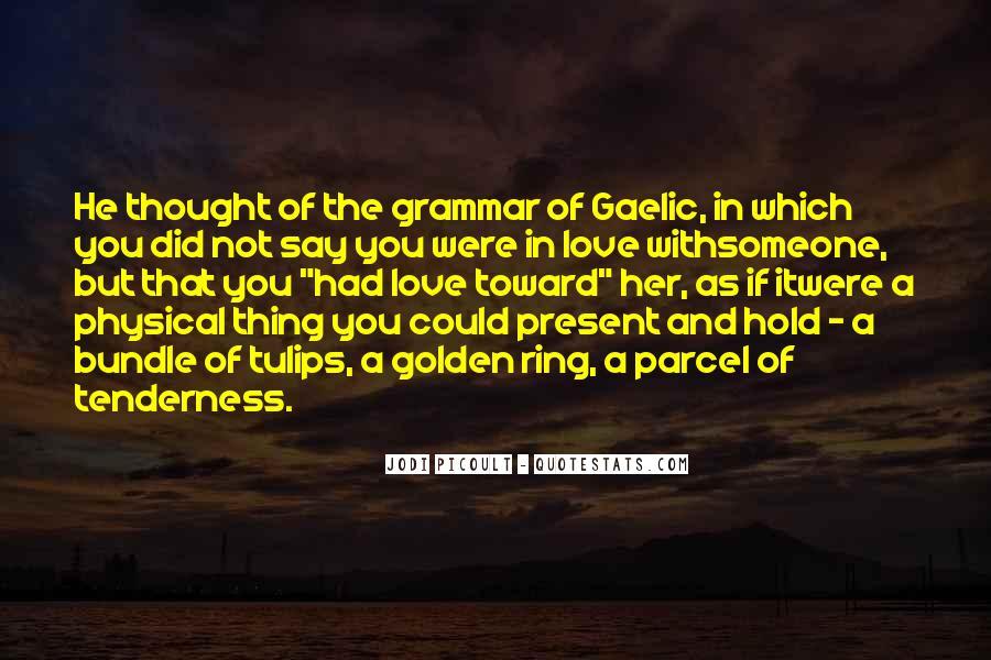 Best Grammar Quotes #122807