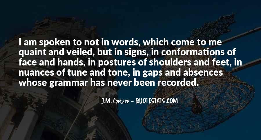 Best Grammar Quotes #126084