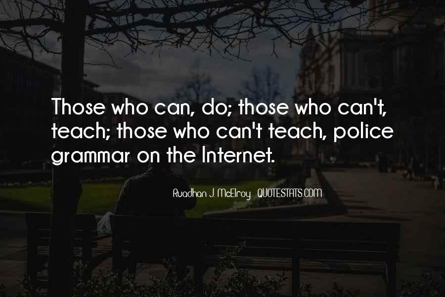 Best Grammar Quotes #140356