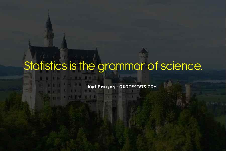 Best Grammar Quotes #157931