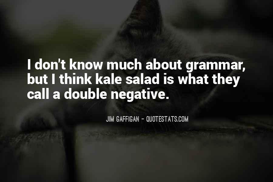 Best Grammar Quotes #170492