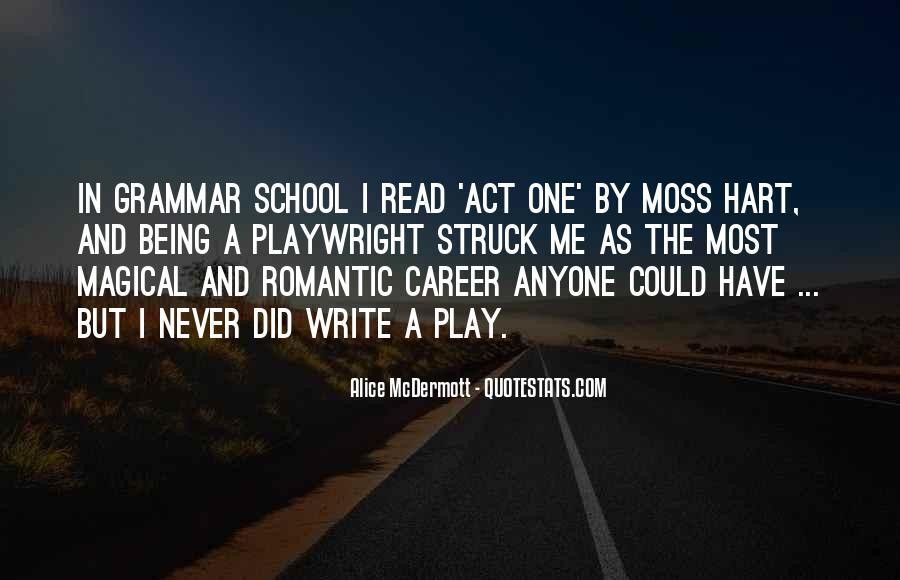 Best Grammar Quotes #226552