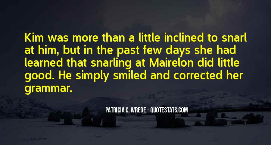 Best Grammar Quotes #245107