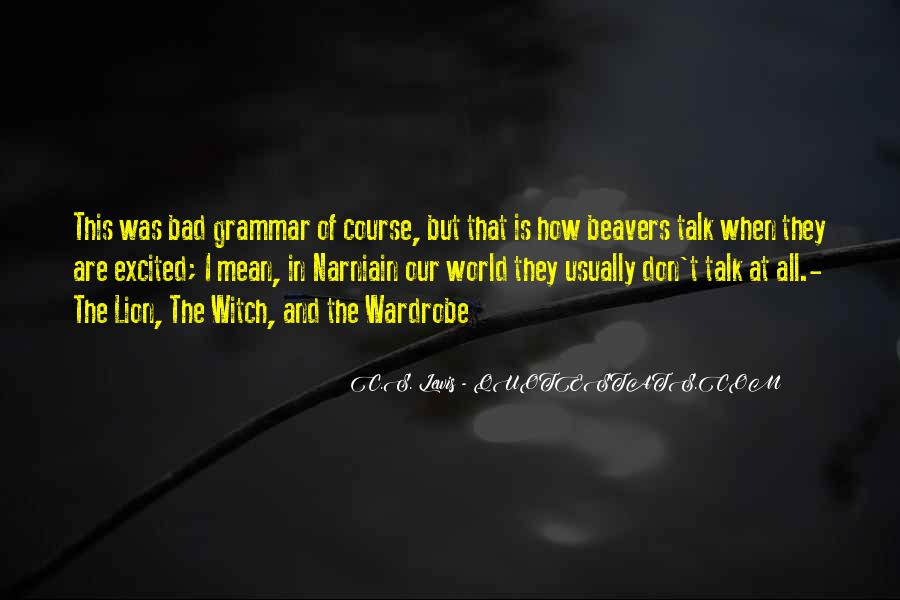 Best Grammar Quotes #285083