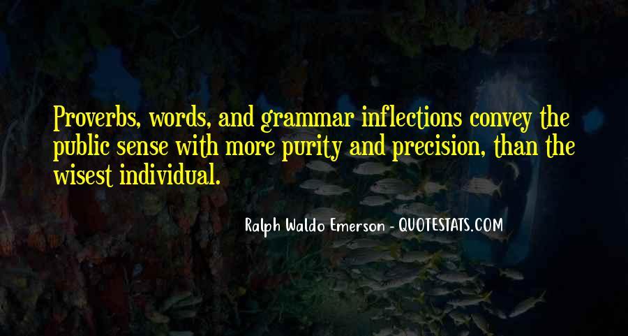 Best Grammar Quotes #300793