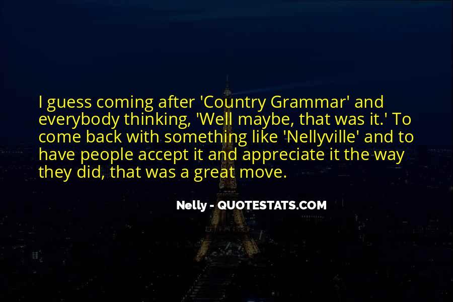 Best Grammar Quotes #32753