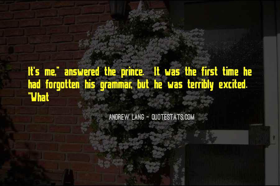 Best Grammar Quotes #45611