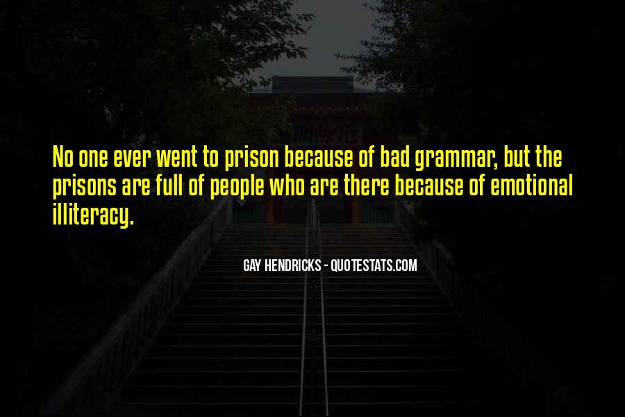 Best Grammar Quotes #46385