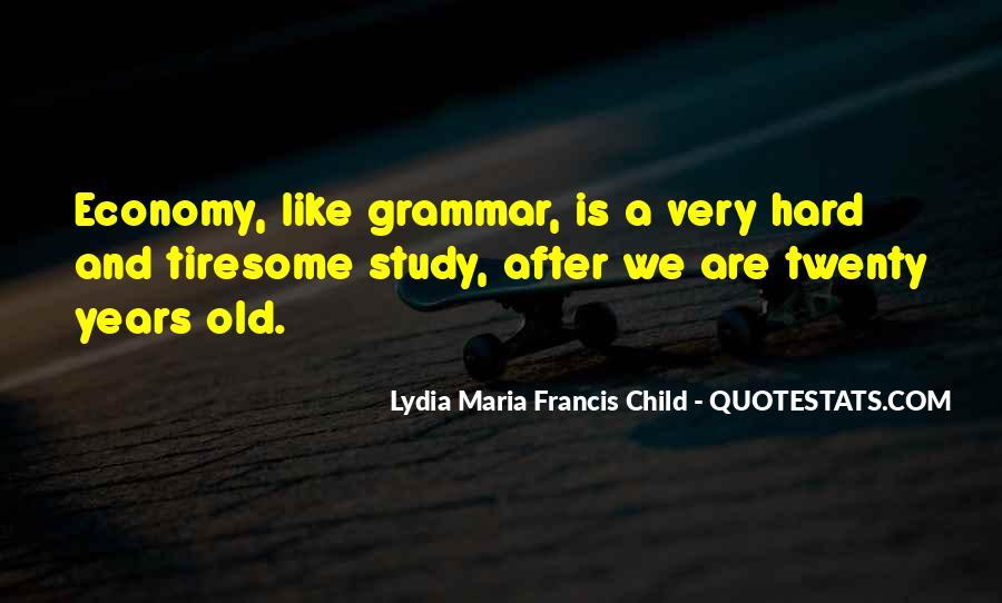 Best Grammar Quotes #69375