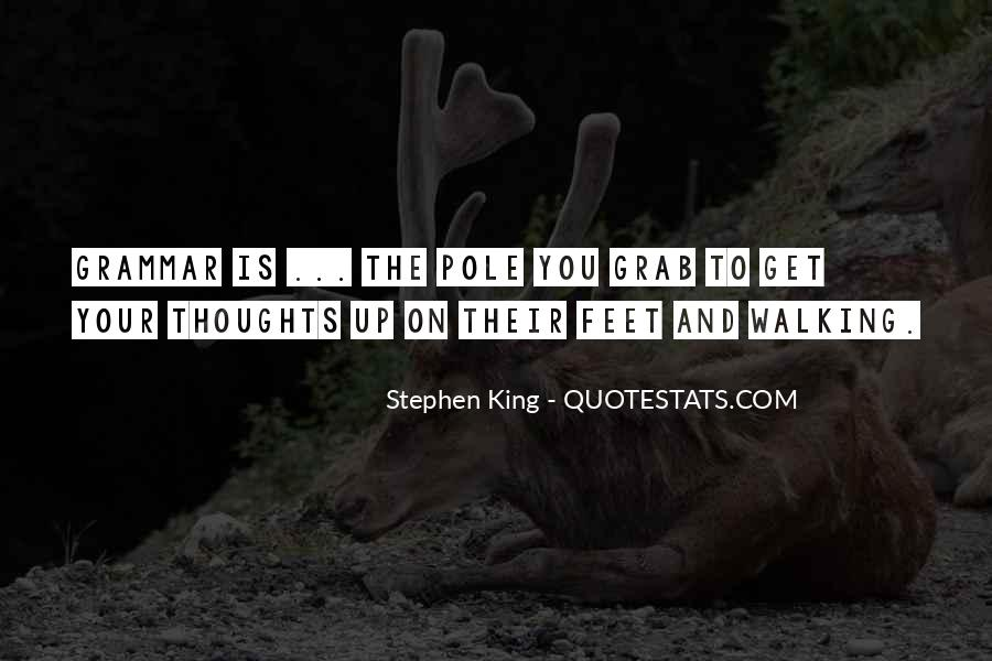 Best Grammar Quotes #71232