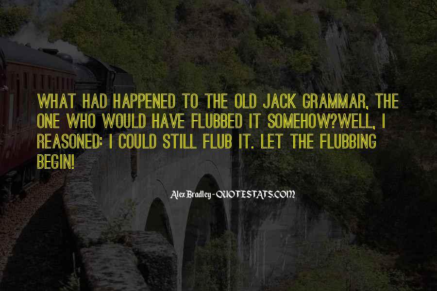 Best Grammar Quotes #96661