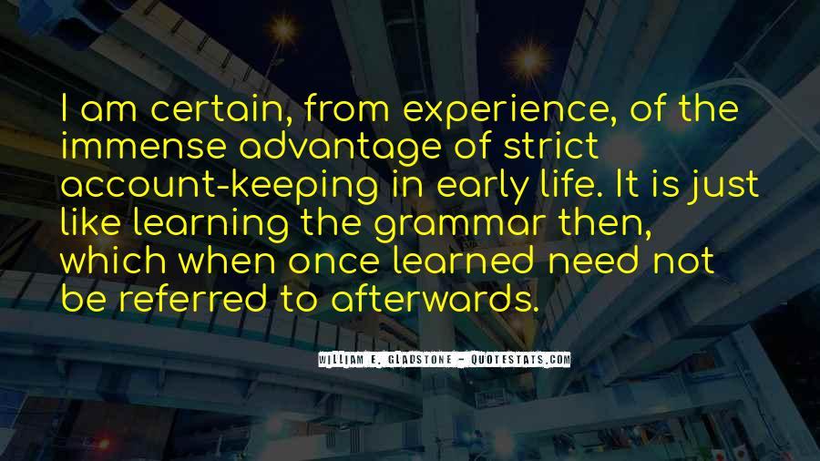 Best Grammar Quotes #98441