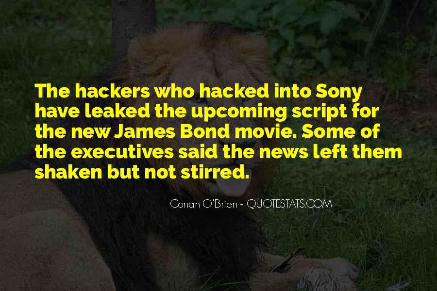 Best Hackers Movie Quotes #1624534