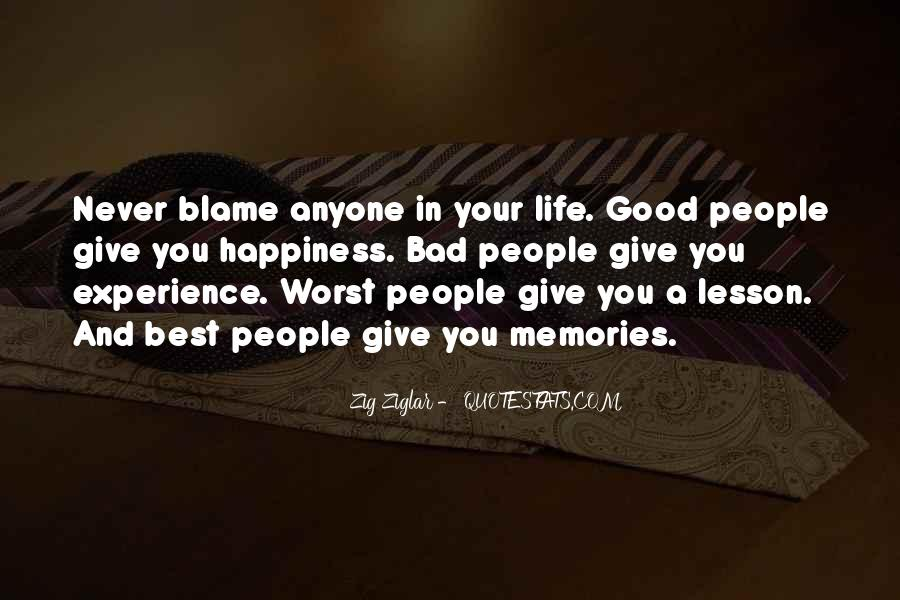 Best Happiness And Life Quotes #1063346