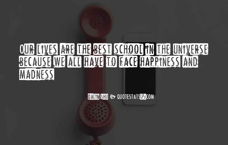Best Happiness And Life Quotes #1270446