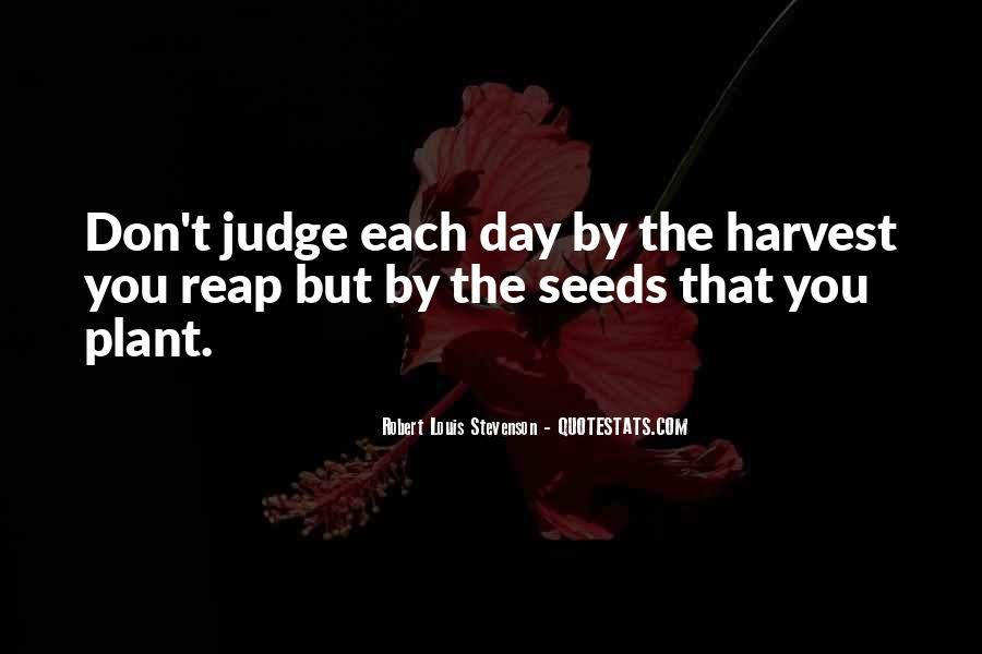 Best Harvest Quotes #47040