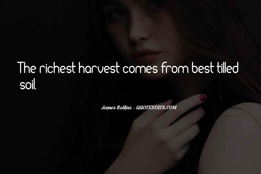 Best Harvest Quotes #648942