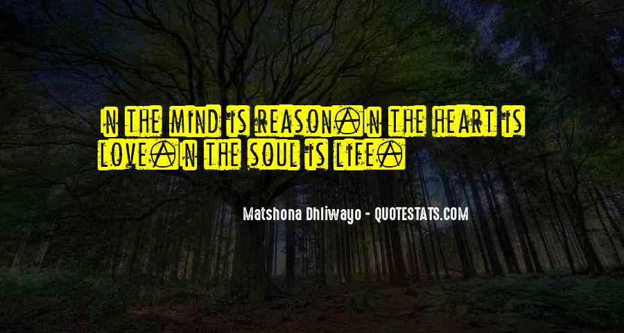 Best Heart And Soul Quotes #108443