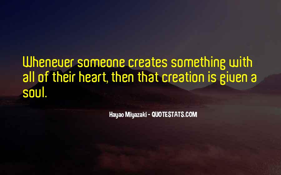 Best Heart And Soul Quotes #16307