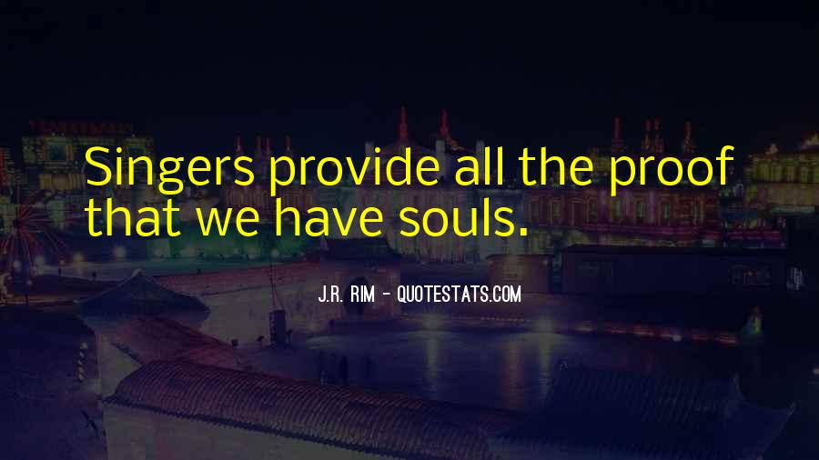 Best Heart And Soul Quotes #24127