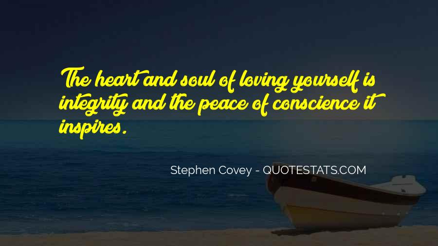Best Heart And Soul Quotes #26815