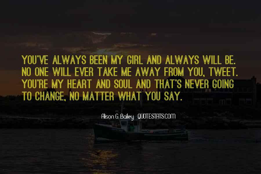 Best Heart And Soul Quotes #30799