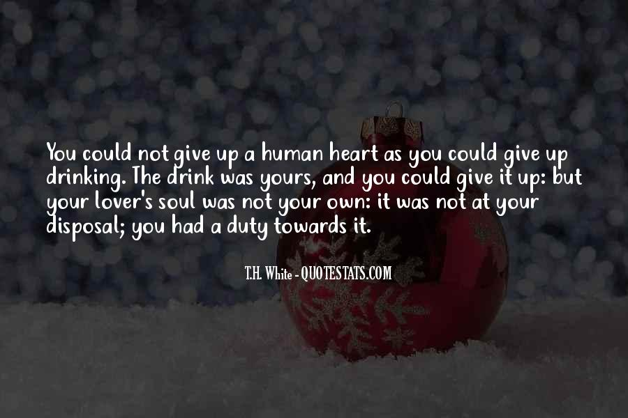 Best Heart And Soul Quotes #39178