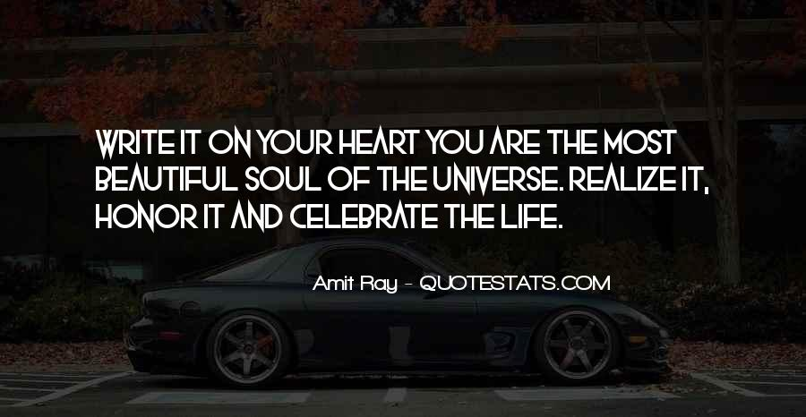 Best Heart And Soul Quotes #39282
