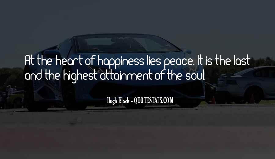 Best Heart And Soul Quotes #39592