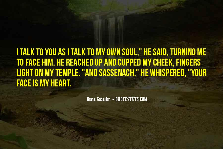 Best Heart And Soul Quotes #43073