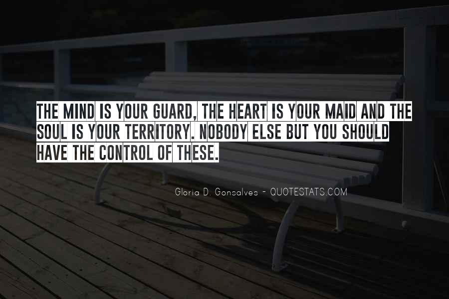 Best Heart And Soul Quotes #50576