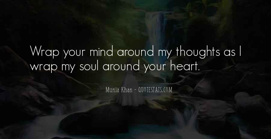 Best Heart And Soul Quotes #55816